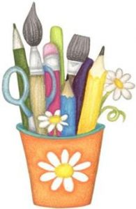 Wednesday Crafternoon July 14 & 28 @ Marie Fleche Memorial Library   Berlin   New Jersey   United States